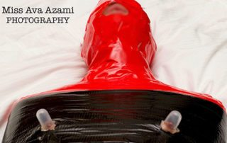 Miss Ava Azami - Mummification 2 (Men in Bondage Series)