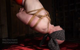 Miss Ava Azami - Shibari 1 (Men in Bondage Series)